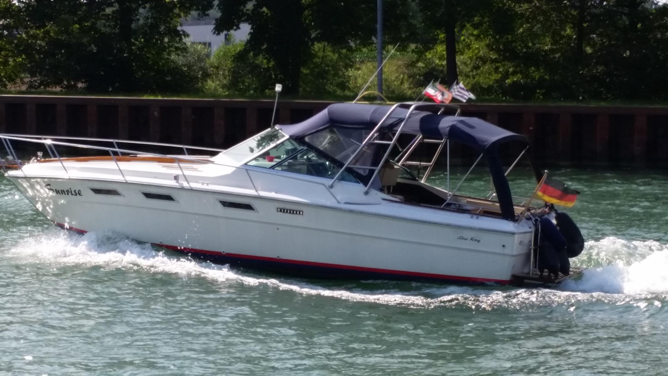 Ausflug auf dem Kanal - Monasteria Yachtclub Münster