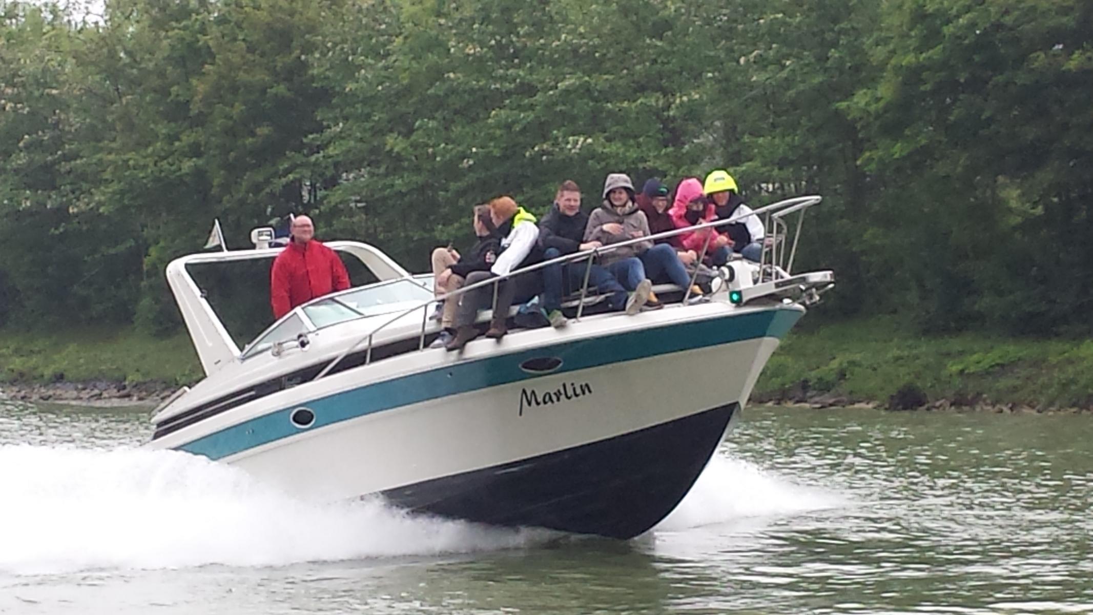 Ausflug mit Kids - Monasteria Yachtclub Münster