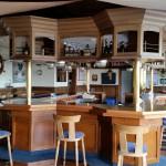 Clubhaus Theke - Monasteria Yachtclub Münster