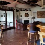 Clubhaus mit Kamin - Monasteria Yachtclub Münster