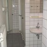 Sanitärbereich für Gäste - Monasteria Yachtclub Münster