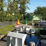 Slipanlage im Hafen vom Monasteria Yachtclub Münster